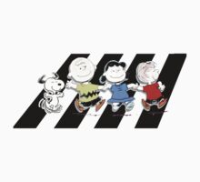 Peanuts Gang One Piece - Short Sleeve