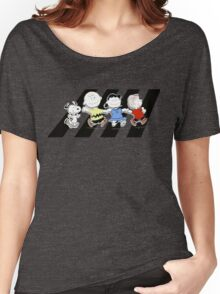 Peanuts Gang Women's Relaxed Fit T-Shirt