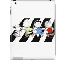 Peanuts Gang iPad Case/Skin