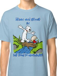 The Road to Adventure! Classic T-Shirt