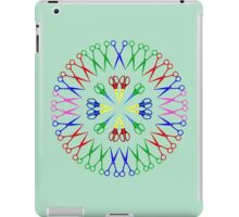 Scissors Design iPad Case/Skin