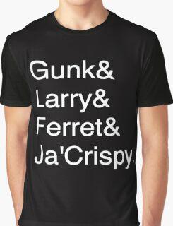 Jokers Nicknames Graphic T-Shirt