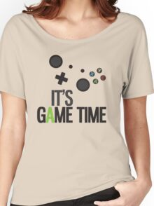 It's Game Time Women's Relaxed Fit T-Shirt