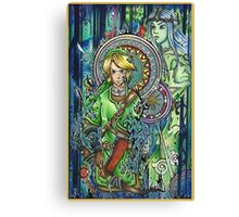 The Legend of Zelda ~ Traditional Canvas Print