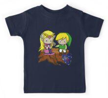 Legend of Zelda Love Kids Tee