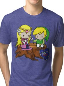 Legend of Zelda Love Tri-blend T-Shirt