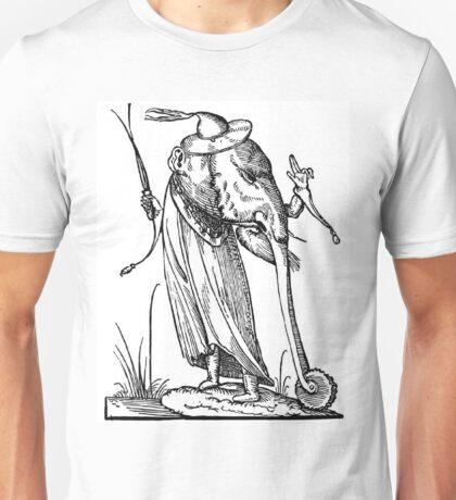 Droll Dreams of Pantagruel Unisex T-Shirt
