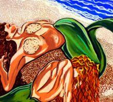 Mermaids Spent Sticker