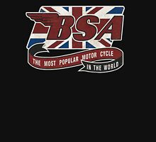BSA MOTORCYCLE VINTAGE ART Unisex T-Shirt