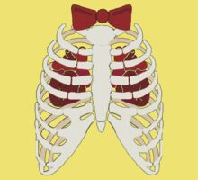 Time Lord Have Two Hearts - Doctor Who Skellington One Piece - Short Sleeve