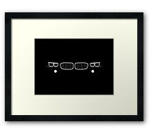 X5 (f15) Framed Print