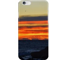 Sky At Dawn | Montauk Point State Park, New York iPhone Case/Skin