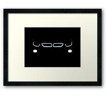 i3 (i01) Framed Print