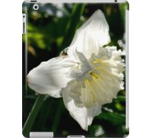Daffodil in Dappled Light,,,,,,,,Dorset UK iPad Case/Skin