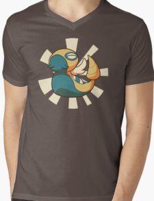 Mighty Dunsparce! Mens V-Neck T-Shirt