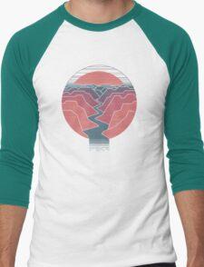 Canyon River Men's Baseball ¾ T-Shirt