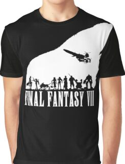 Final Fantasy VII - The meteor Graphic T-Shirt