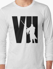 FF7 - Sephiroth - Black Long Sleeve T-Shirt
