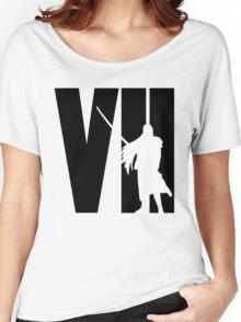 FF7 - Sephiroth - Black Women's Relaxed Fit T-Shirt