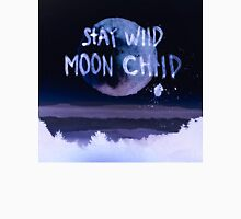 Stay wild moon child purple Unisex T-Shirt