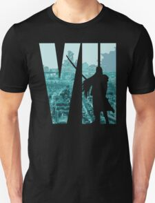 FF7 - Sephiroth - Color Unisex T-Shirt