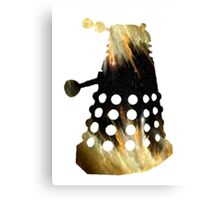 Galaxy Dalek Canvas Print
