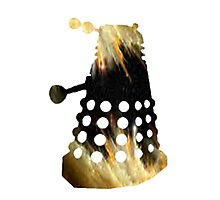 Galaxy Dalek Photographic Print