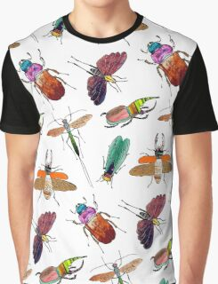 Bugs, bugs and more bugs Graphic T-Shirt