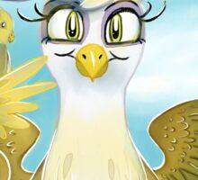 Gilda Griffon Sticker