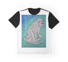 Cute Canine - Cavaliar King Charles Spanial Graphic T-Shirt
