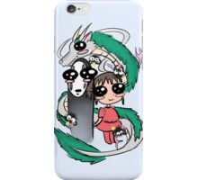 Chibi/Spirited Away iPhone Case/Skin