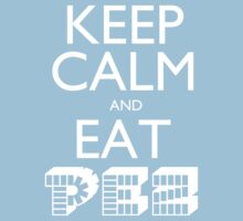 Keep Calm and Eat PEZ Kids Tee