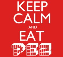 Keep Calm and Eat PEZ Baby Tee