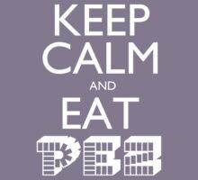 Keep Calm and Eat PEZ Kids Tee