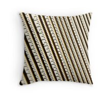 Framing Squares Throw Pillow