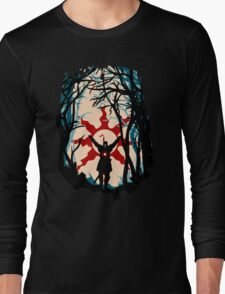 Forest Sun Long Sleeve T-Shirt