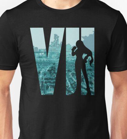 FF7 - Tifa - Color Unisex T-Shirt