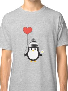 Romeo the Penguin Classic T-Shirt