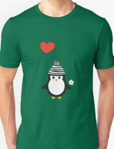 Romeo the Penguin Unisex T-Shirt