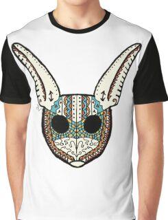 Zen Rabbit Graphic T-Shirt