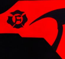 NC FIREFIGHTER II Sticker