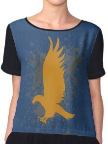 Ravenclaw Chiffon Top