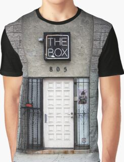 The Box Graphic T-Shirt