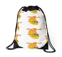 Bob the Blob Drawstring Bag
