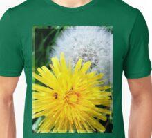 Dandelion - Transformation Unisex T-Shirt
