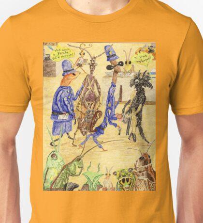 The Arrest Unisex T-Shirt