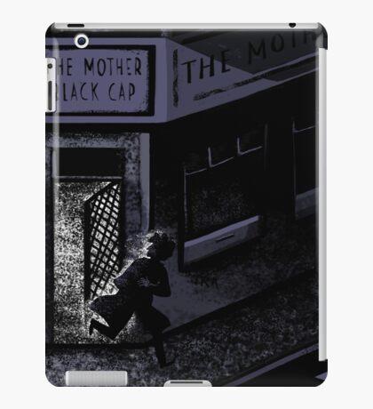 Mother Black Cap iPad Case/Skin
