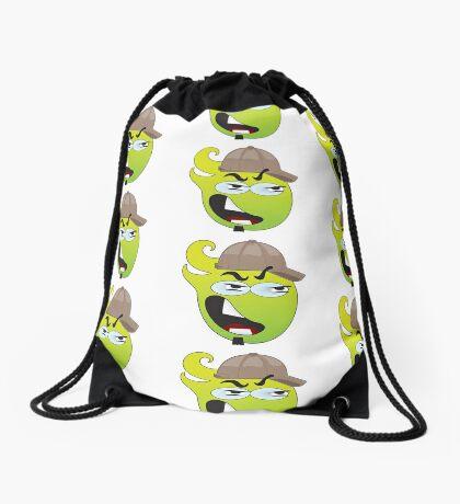 Mister Attitude Drawstring Bag