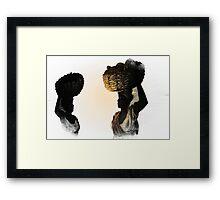 Girls Framed Print