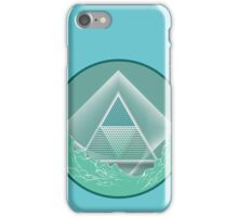 Skyview Mint V2 iPhone Case/Skin